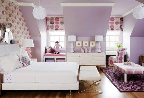 Bedroom, Cute, Decor, Flowers, Girly