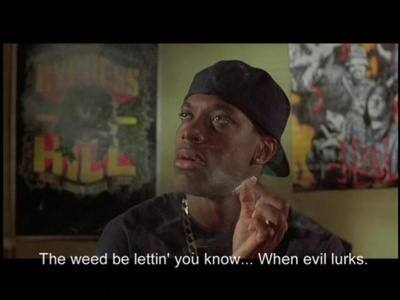 chris tucker, friday, movie, stoner, weed - image #193644 ...