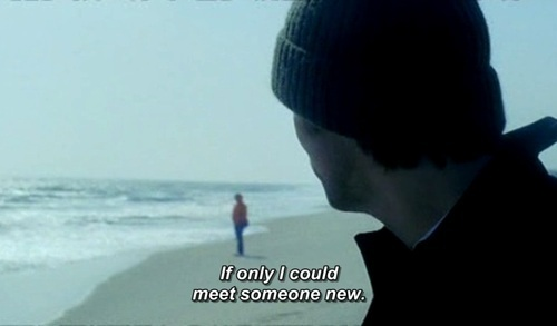couple, eternal sunshine of the spotless mind, jim carry, kate winslet, loneliness