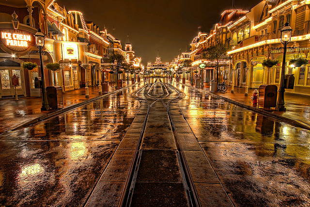 disney, disney world, florida, mainstreet usa, orlando