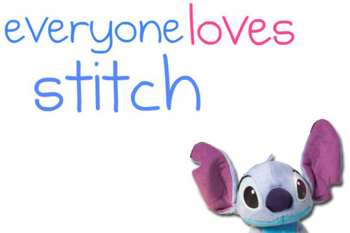 *-*, cute, funny, i hate stitch, stitch