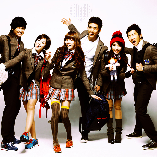 2pm, dream high, dreamhigh, miss a, t-ara