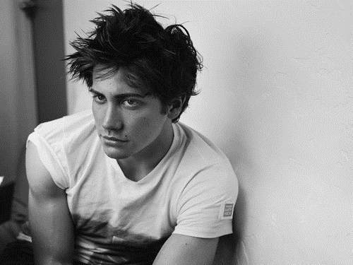 actor, black and white, cute, hot, jake, jake gyllenhaal, young