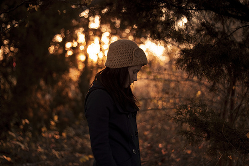 autumn, girl, nature, photography, sunlight