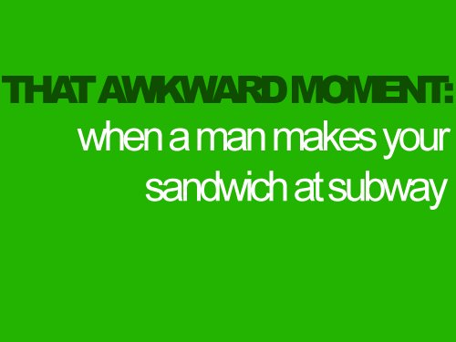 Awkward moments tumblr