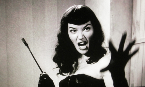 bdsm, bettie page, fashion, style