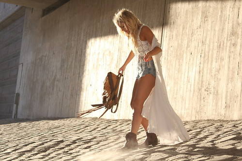 beach, beautiful, boots, cute, fashion