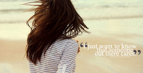 girl at beach quotes
