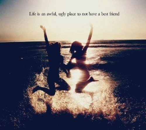 beach, best friend, life, quote, sarah dessen