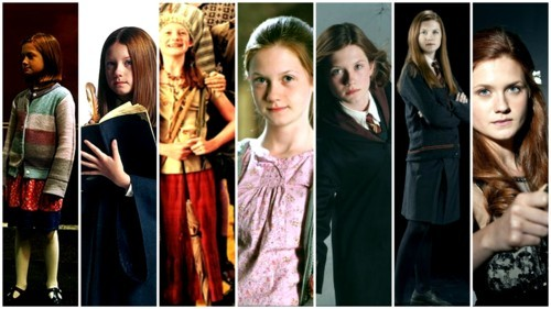 beautiful, bonnie wright, ginny weasley