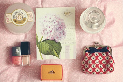 beauty, floral, nail, nail polish, nail varnish, vintage