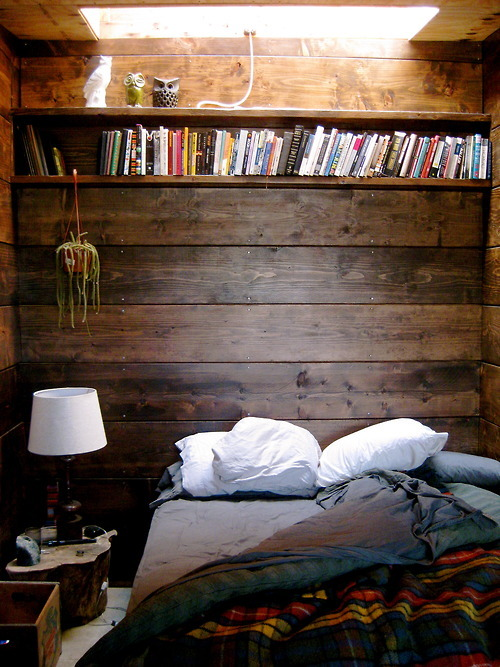 bed, books, comfortable, comfy, design