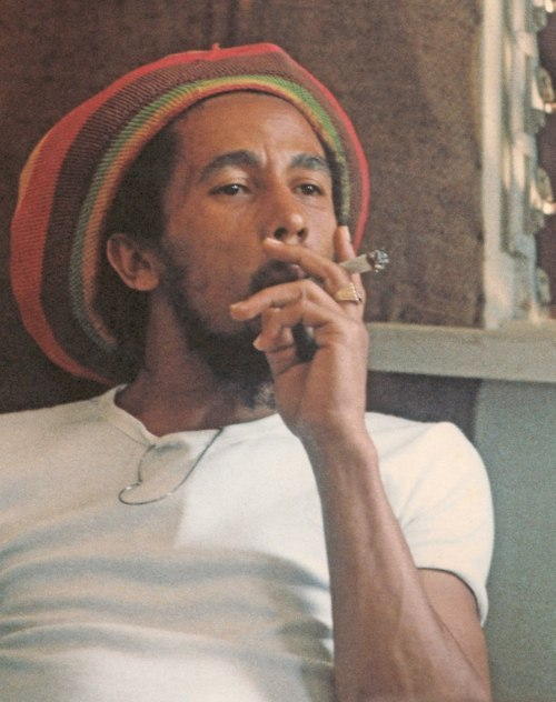 bob marley, reggae, smoke, weed