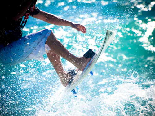 boy, summer, surf, surfboard, water
