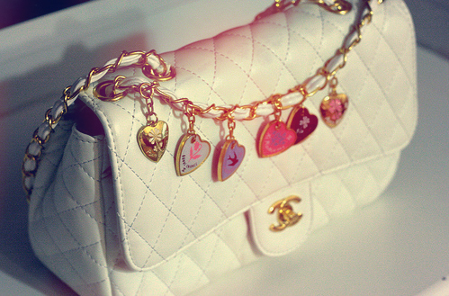 bracelet, chanel, charms, chic, fashion