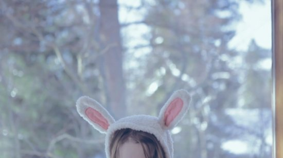 bunny ears, children, cute, ears, imaginary