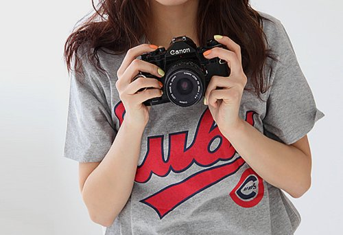 camera, canon, cute, girl, model