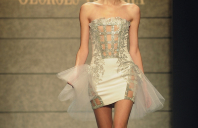 catwalk, dress, fashion, glamour, model