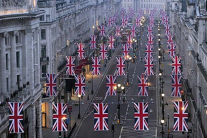 central london, england, flag, london, royal wedding, union jack, united kingdom