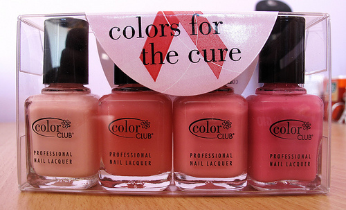 color club, cute, make up, nail lacquer, nail polish