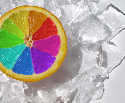 colorful, colors, happy, ice, larissa ferreira