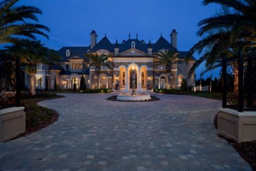 exterior, home, house, mansion