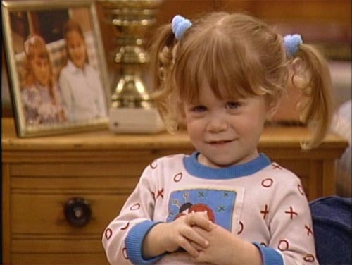 mary-kate and ashley, michelle tanner, olsens