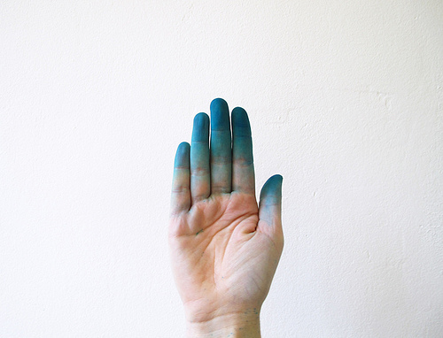 /tuesdayaffairs, art, hand, paint, photography
