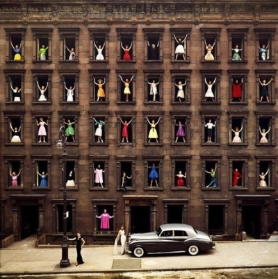1960, 60s, car, colors, colourfull, fashion, film, house, ormond gigli, retro, windows