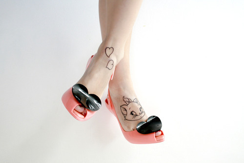 28-9, pink, separate with comma, shoes, tatto