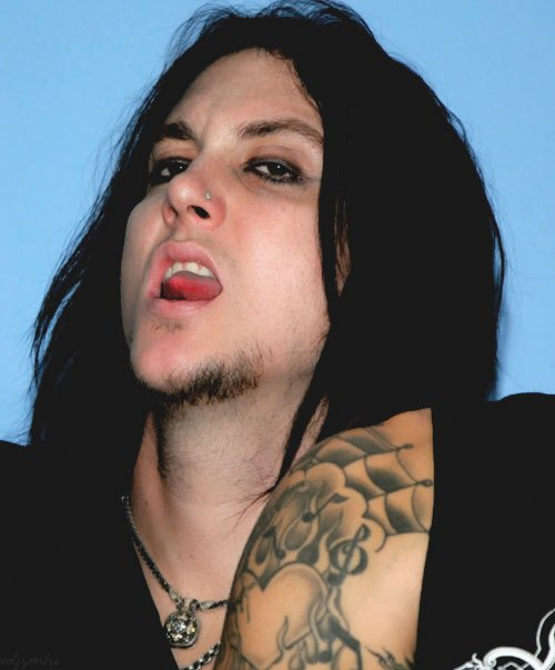 a7x, avenged sevenfold, brian haner, piercing, synyster gates, tattoo, tongue