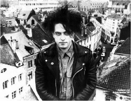 amazing, birthday, black hair, city, happy birthday, love, punk, robert smith, the cure