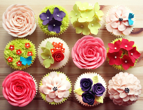 amazing, colors, cool, cupcake, cupcakes - image #200271 ...
