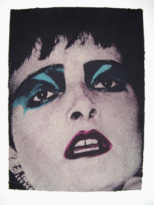 art, face, makeup, siouxsie sioux