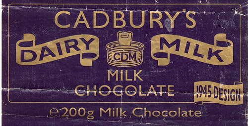 awesome, cadbury, chocolate, photography, vintage, wrapper