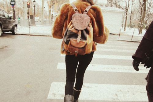 back, backbag, beautiful, blond, blonde, boots, brunette, car, cute, fashion, fur, girl, hair, hippie, indie, lovely, people, photography, pretty, snow, street, style, sweet, tights, vintage, winter, woman