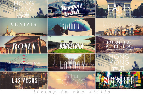 barcelona, cities, hong kong, las vegas, london, monte carlo, mykonos, new york, newport beach, paris, roma, san francisco, santorini, tokyo, venizia, world