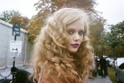 beautiful, blonde, bohemian, colors, frida gustavsson