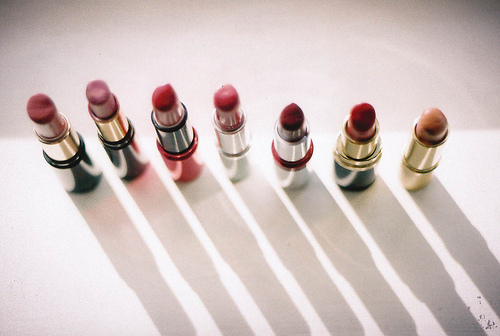 beauty, collection, cosmetics, lipstick, makeup