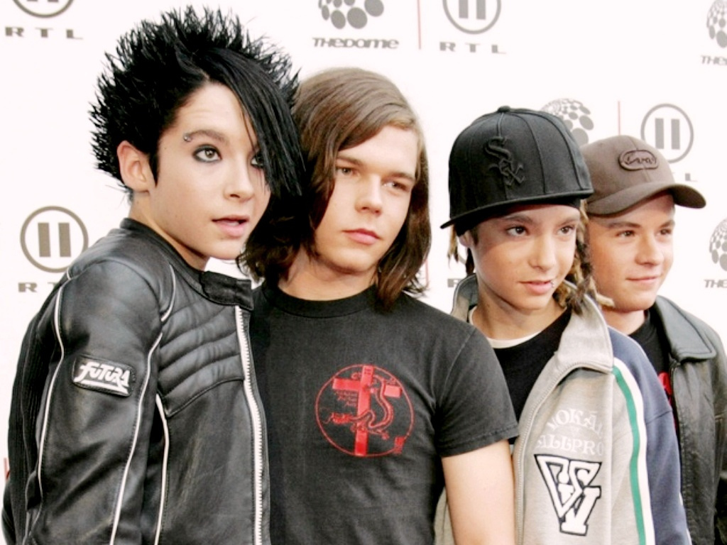 best band ever, bill kaulitz, boys, dreadlocks, fagots