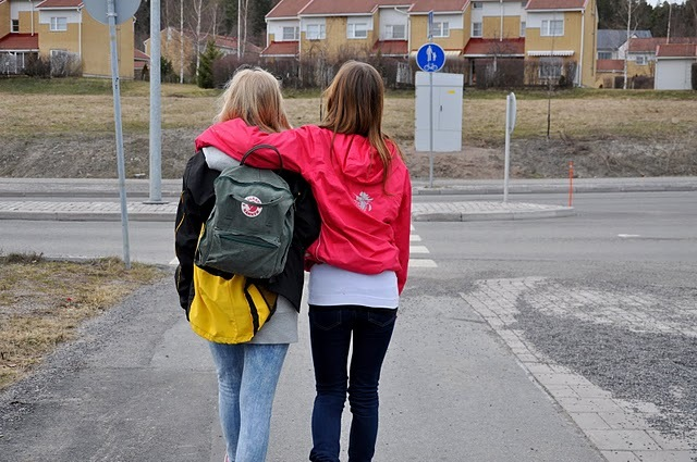 best friends, bff, cute, fjallraven, friends