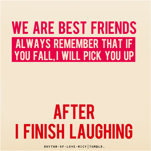 Funny Quotes Friends Laughing. QuotesGram