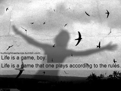 birds, boy, holden caufield, life, love, photo, quote, the catcher in the rye, typography