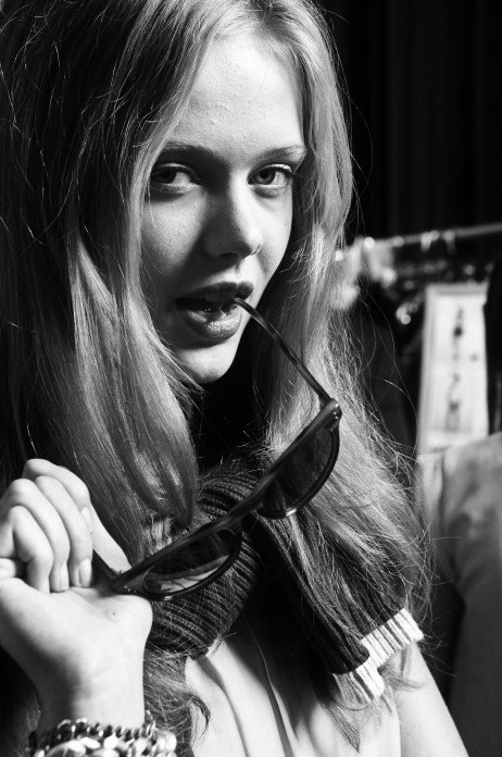 black and white, fashion, frida gustavsson, hair, model