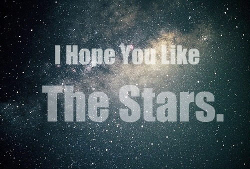 black, blu, i hope you like the stars, night, stars