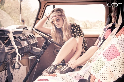blonde, bohemian, boho, fashion, fun