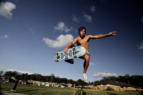 board, boy, cute, guy, hot, skate, skateboard, summer