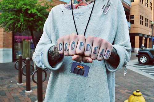 boy, bring me the horizon, drop dead, dropdead, fashion