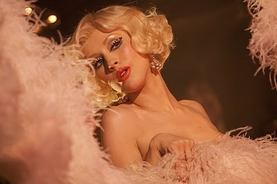 burlesque, christina aguilera, film, movie, noches de encanto