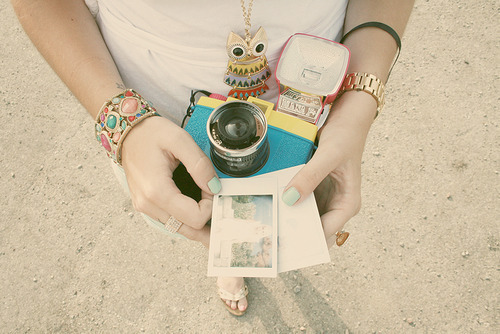 camera, diana f+ cmyk, girl, lomography, picture